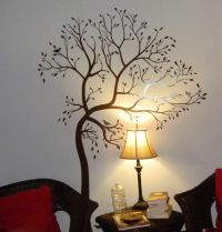 Brown Tree Wall Decal - t Wall Decal
