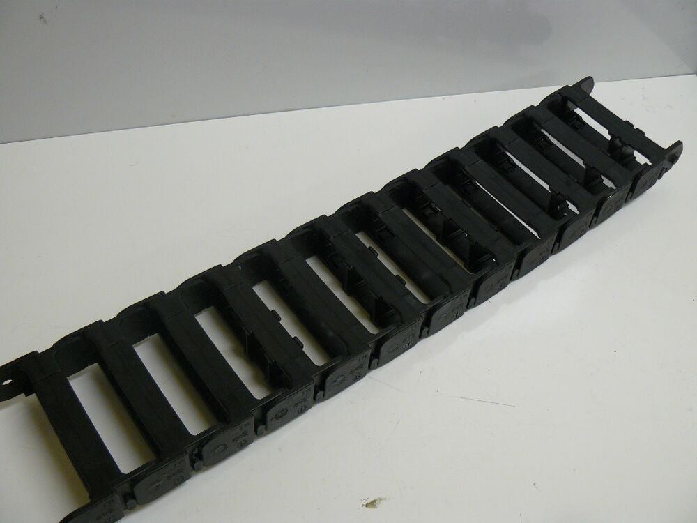 IGUS ENERGY CHAIN E Z 25 5 250 0 E CABLE WIRE CARRIER EBay