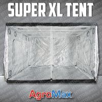 AGROMAX SUPER EXTRA LARGE GROW TENT HYDRO ROOM MYLAR ...