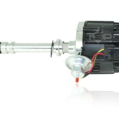 Accel Hei Distributor Wiring Diagram Stop Turn Tail Light For Chevy Coil ~ Elsalvadorla