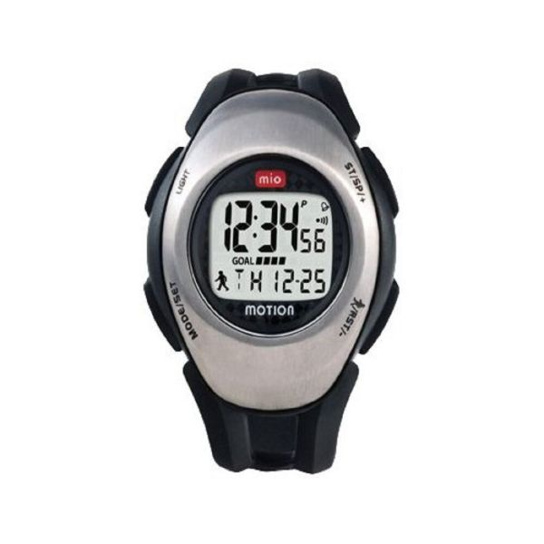 Heart Rate Pedometer Watch