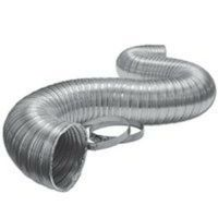 "NEW LAMBRO 3120L 4"" X 8 FOOT ALUMINUM FLEX DUCT PIPE DRYER ..."