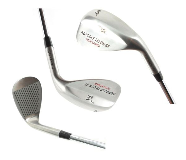 Agxgolf Ladies Lob Wedge 60 Degree Tour Edition Left