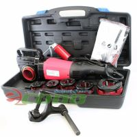 2000W Portable Electric Pipe Threader With 6 Dies ...