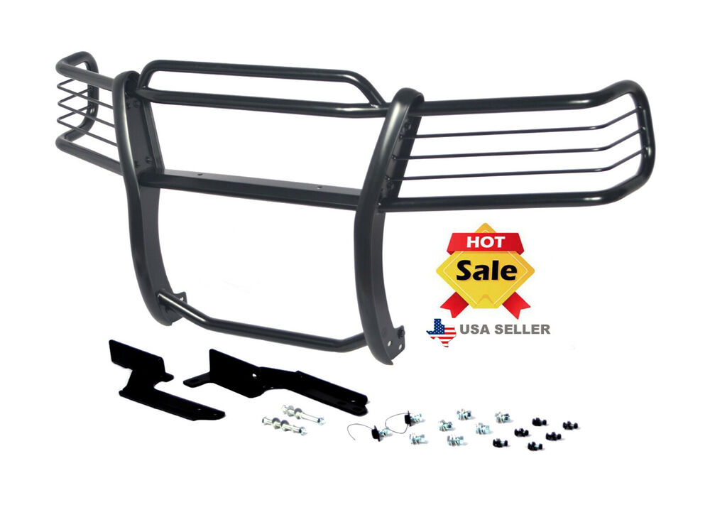 2007-2010 Ford Explorer Sport Trac Grill Guard Black
