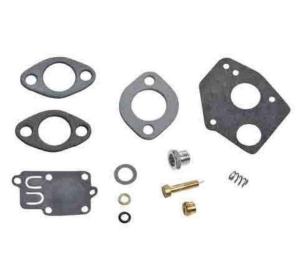 Replace 394989 Briggs & Stratton 10 11 16hp Carb Carburetor Repair Rebuild Kit