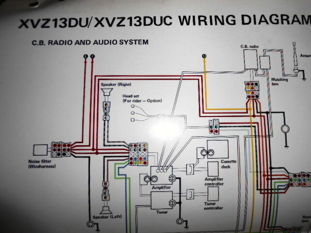 Radio Wiring Diagram