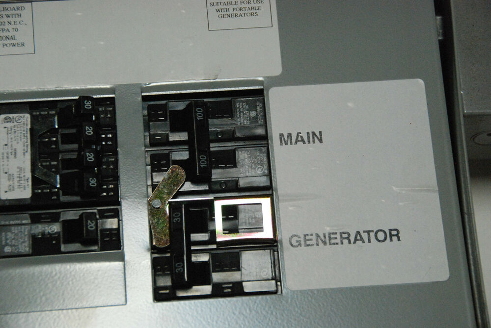 100 Load Center Wiring Diagram Siemens Powerstay 100amp To 30 Amp Manual Transfer Switch