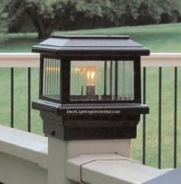 Aurora Titan Deck POST LIGHT, 12V low voltage, 1.6W LED ...