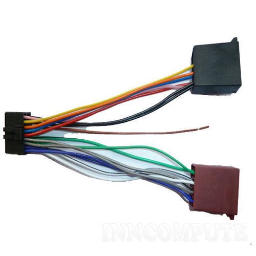 About Pioneer Car Radio 12 Pin Wiring Harness Deh Connector Adapter