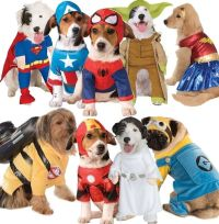 Pet Dog Cat Superhero Christmas Gift Halloween Party Fancy ...