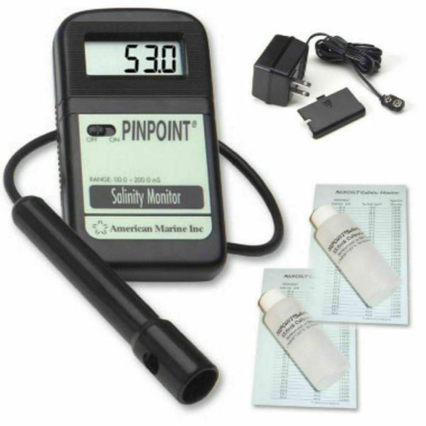 American Marine Pinpoint Salinity Monitor Package Ac