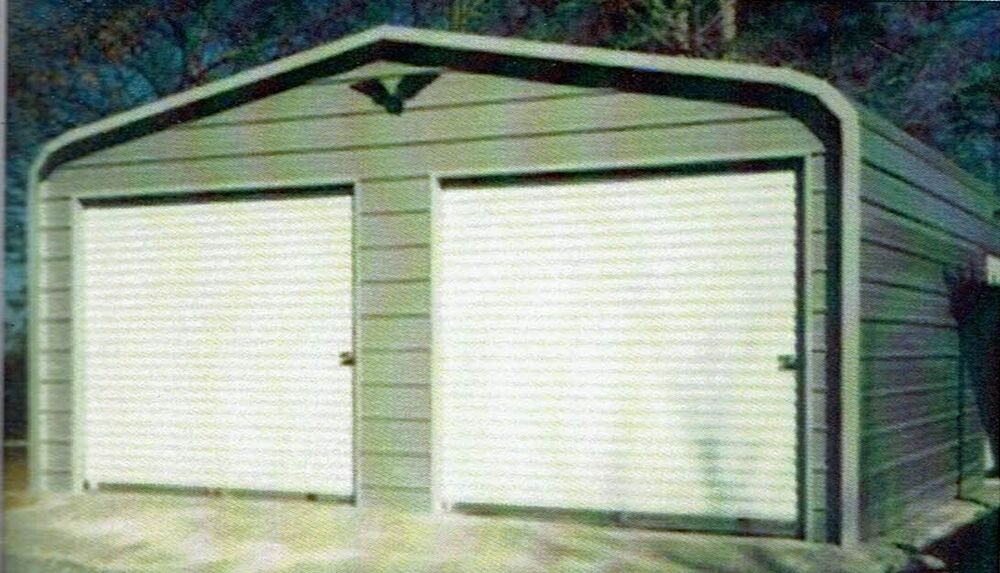 24x31 STEEL Garage Storage Building Carport FREE DEL
