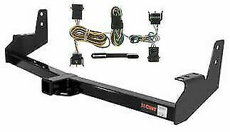 Curt Class 3 Trailer Hitch Amp Wiring For 97 03 Ford