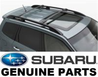 2009-2013 Subaru Forester OEM Cross Bars Roof Rack ...