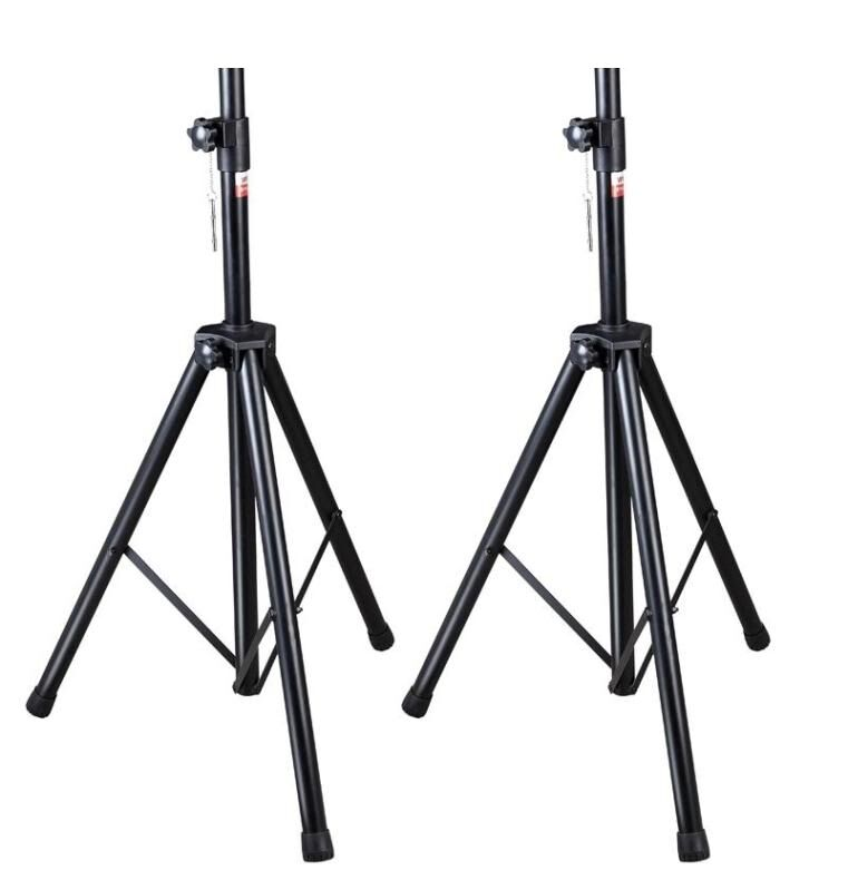 2pcs (Pair) of Professional Heavy Duty Speaker Stands 200
