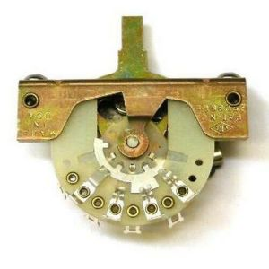 CRL 5 Way Guitar Selector Switch NEW for Fender