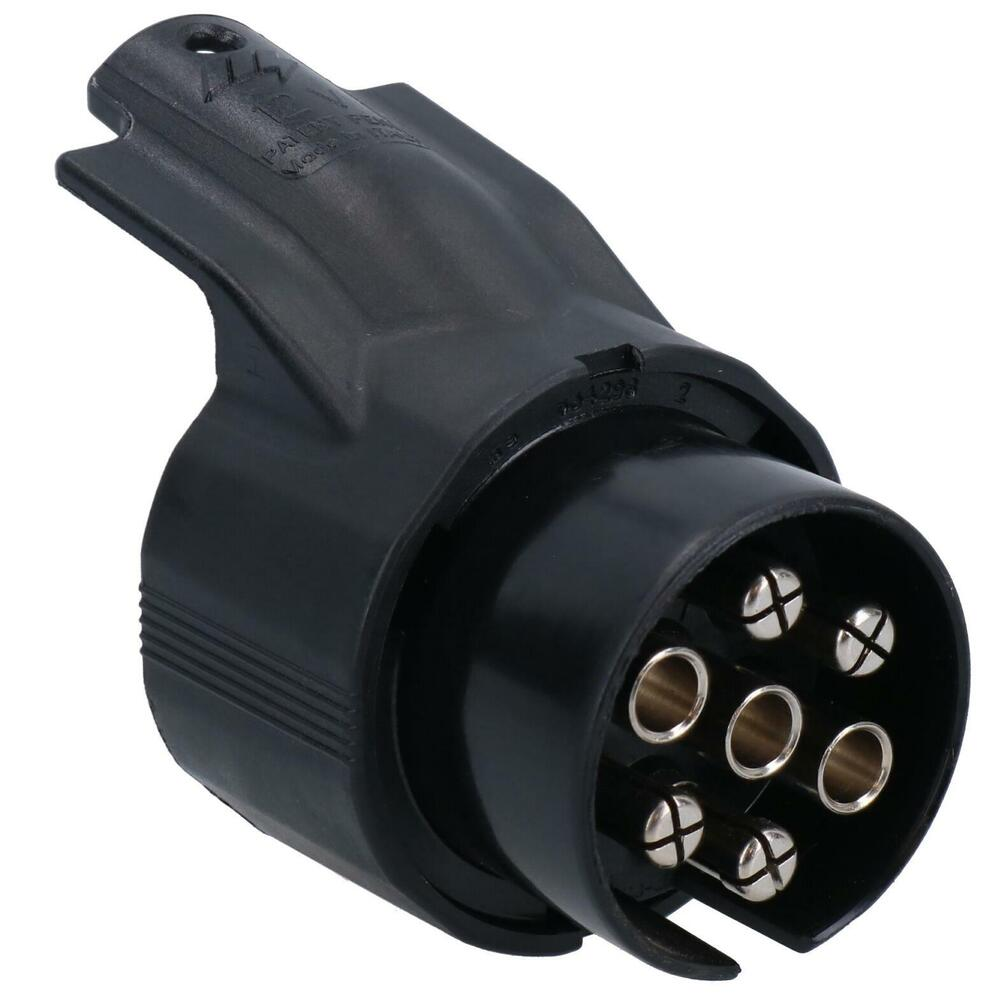 hight resolution of details about 13 pin trailer plug to 7 pin car socket wiring adapter tr139