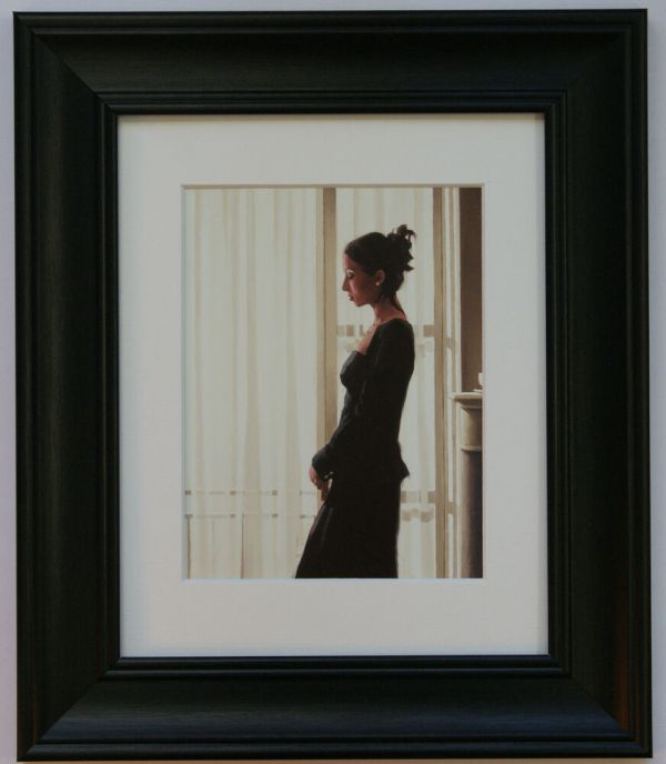 Beautiful Dreamer Jack Vettriano Framed & Mounted Art