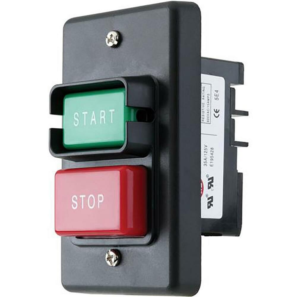 Dual 110 / 220V On Off Power Safety Switch for Router