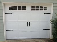 Garage Door Decorative Hardware Kit - Hinges & Handles ...