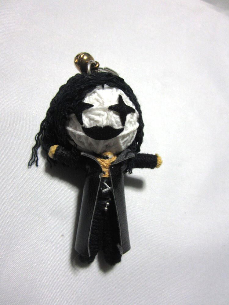 Eric Draven Voodoo String Doll Keychain Ornament Accessory