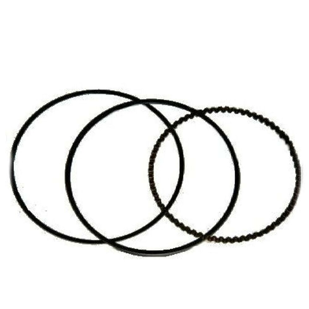 NEW PISTON RING SET FOR 5.5HP FITS HONDA GX160 GAS ENGINE