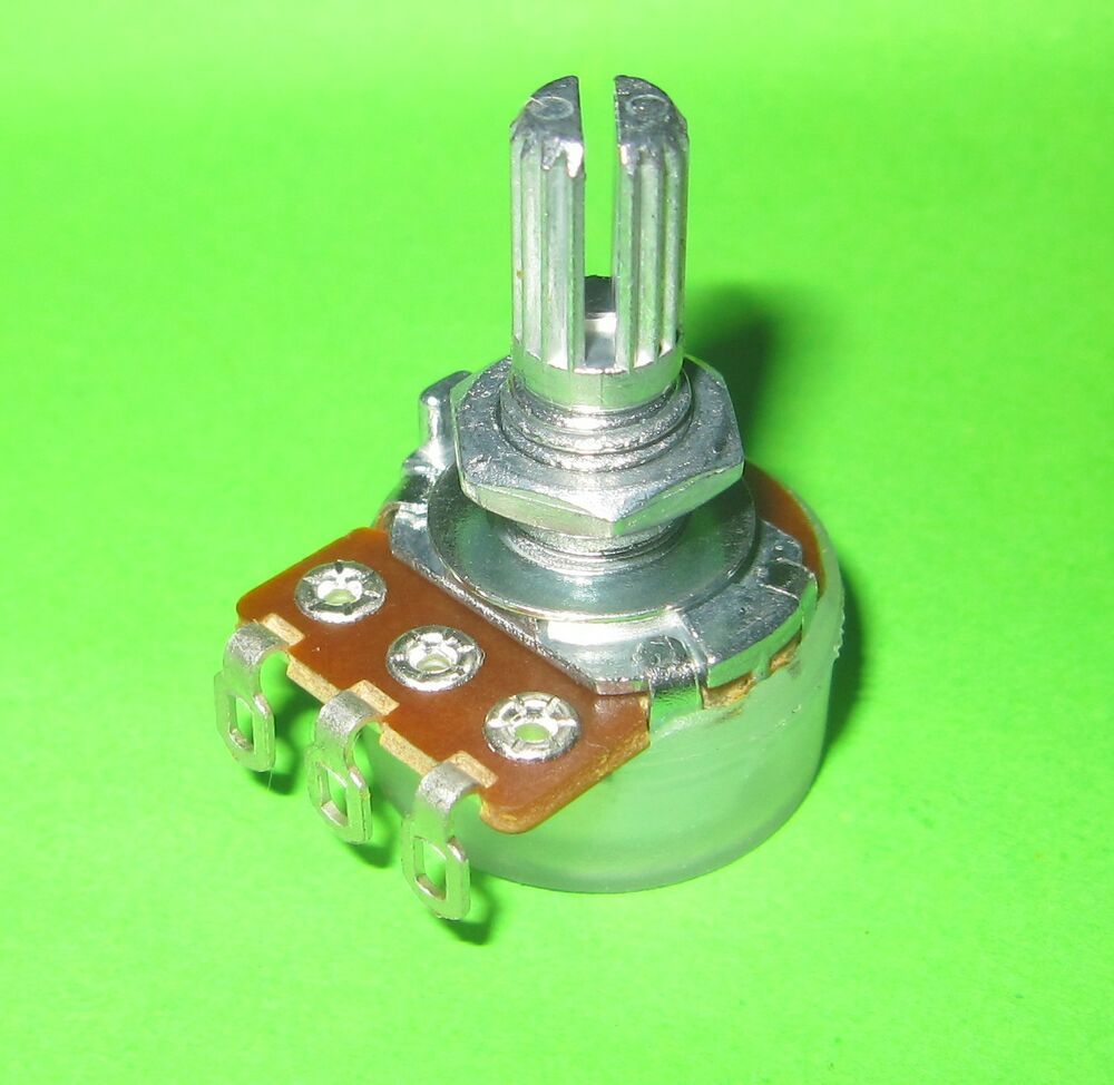 Linear Potentiometer Wiring Linear Potentiometer 95mm