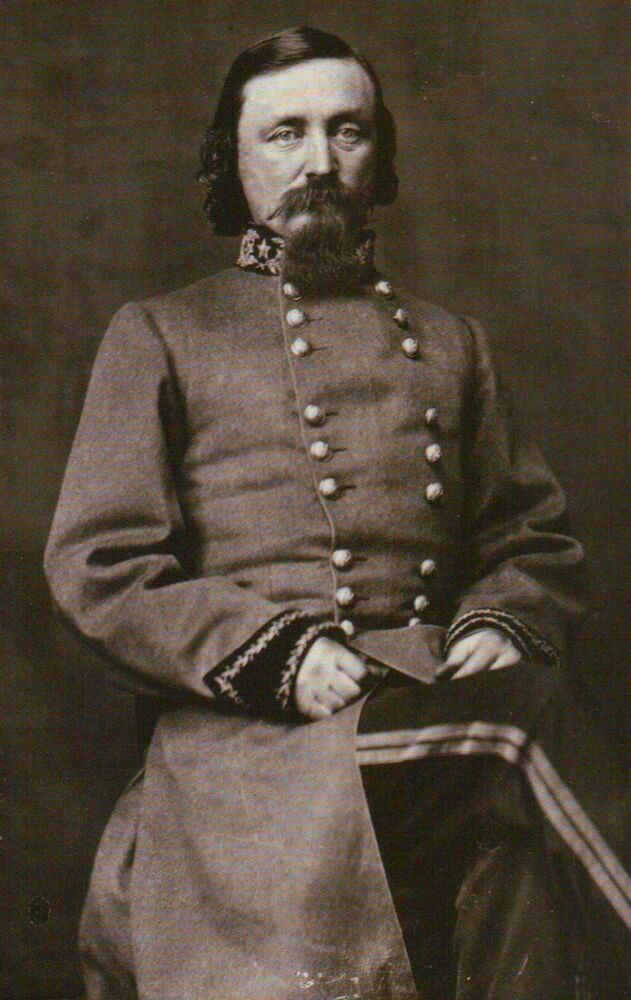 General George Edward Pickett Confederate States Of