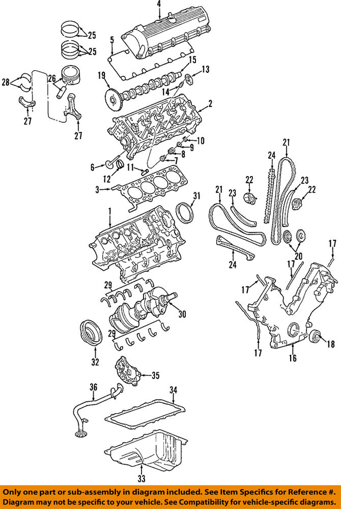 Ford 5 4 Triton Engine Diagram