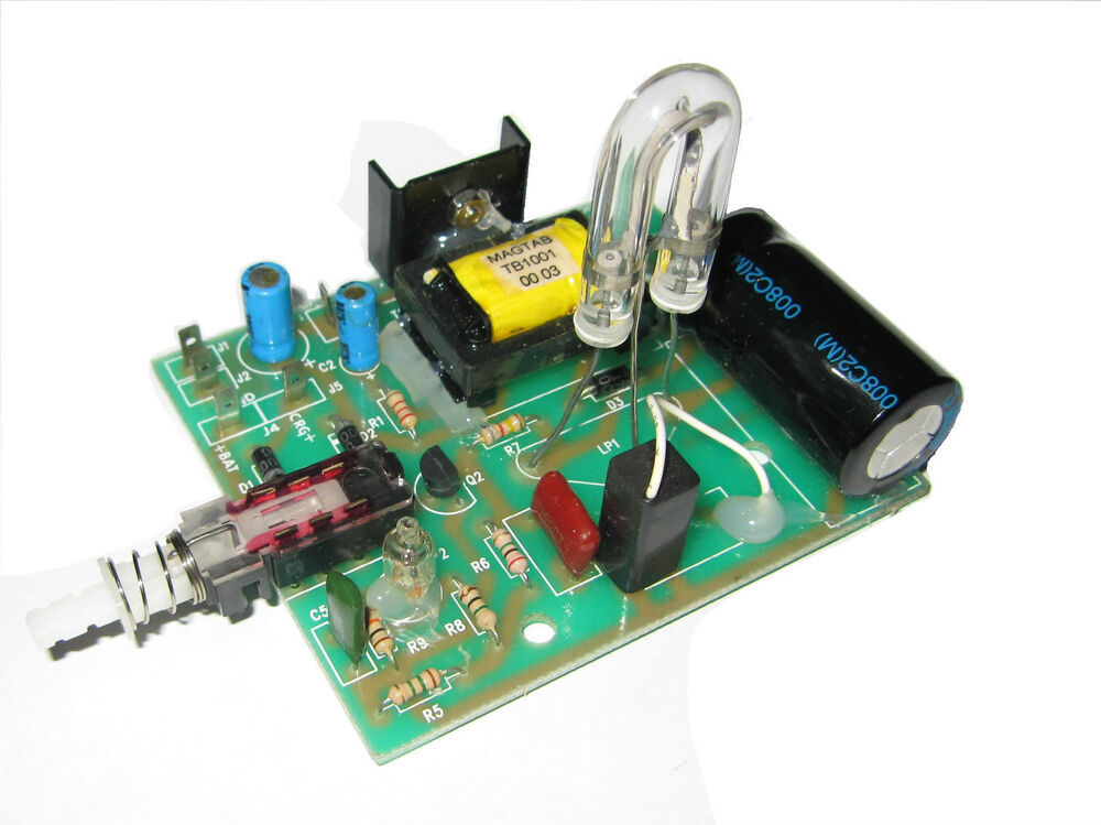 Tps65552a Xenon Tube Flash Driver