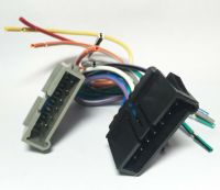 Jensen Car Stereo Radio Wiring Harness for Aftermarket CD ...