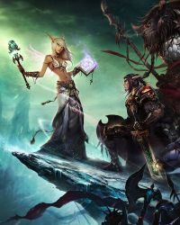 World of Warcraft WOW Blood Elf 2 Wall Poster Print Art ...