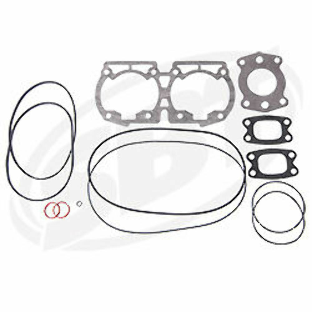Sea-Doo Top-End Gasket Kit 587 Yellow SP/GT/SPI/XP 88-91