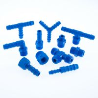 TEFEN Nylon Pipe Fitting Plastic Barbed Pipe Hosetail ...