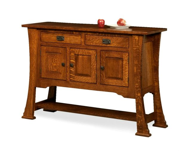 Rustic Dining Room Buffet Furniture