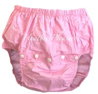 Adult Waterproof Noisy Plastic Pant Diaper Cover Nappy