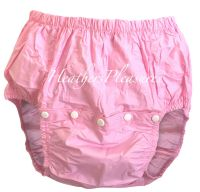 Adult Waterproof Noisy Plastic Pant Diaper Cover Nappy ...