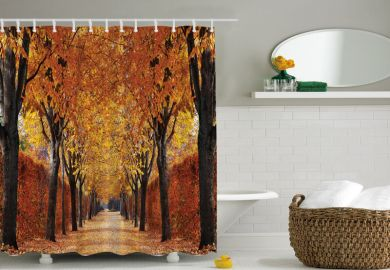 Trees Shower Curtains Ebay
