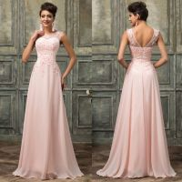 CHEAP Vintage Long Wedding Ball Gown Evening Formal Party ...
