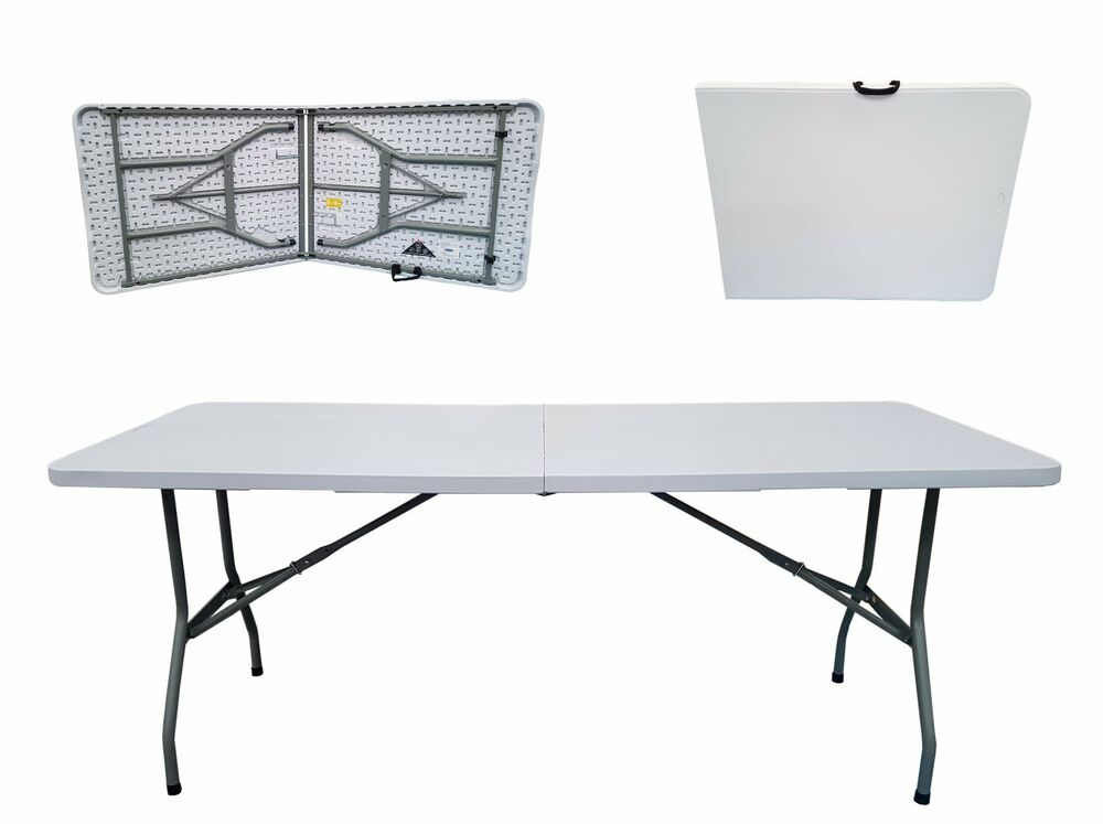 6FT FOLDING TABLE THE UKS ORIGINAL  BEST SELLING TABLE
