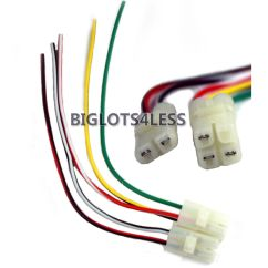 Gy6 50cc Wiring Diagram 240sx Cdi Cable Wire Harness Plug 4 Stroke 150cc Scooter Moped Atv Go Kart | Ebay