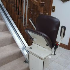 Ems Stair Chair Swinging Outdoor Plans Lift Legacy Raleigh Nc And Surrounding Areas Only Includes Install | Ebay