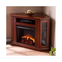 Fireplace Media Console Electric Entertainment Center ...
