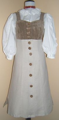 Hochalm German Trachten Dirndl - Dinner Dress Nice ...