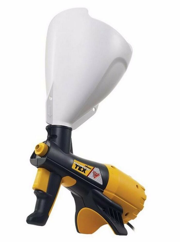 Wall or Ceiling Electric Texture Spray Gun, Wagner Power