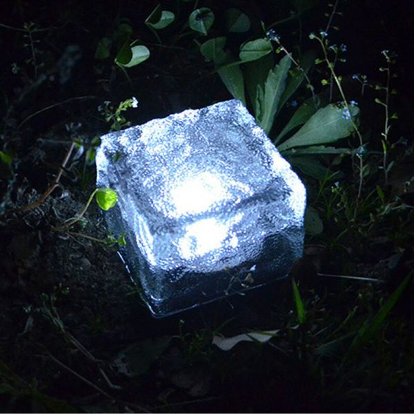 waterproof outdoor led solar ice
