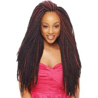 2X TANTALIZING TWIST - JANET COLLECTION NOIR KANEKALON ...