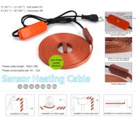 Electric Heating Cable Automatic thermostat Water Pipe ...