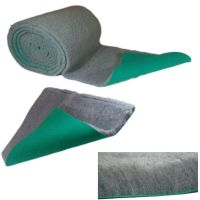 VET BED for Dogs Bedding Fleece Bed GREY- Vet Bedding ...